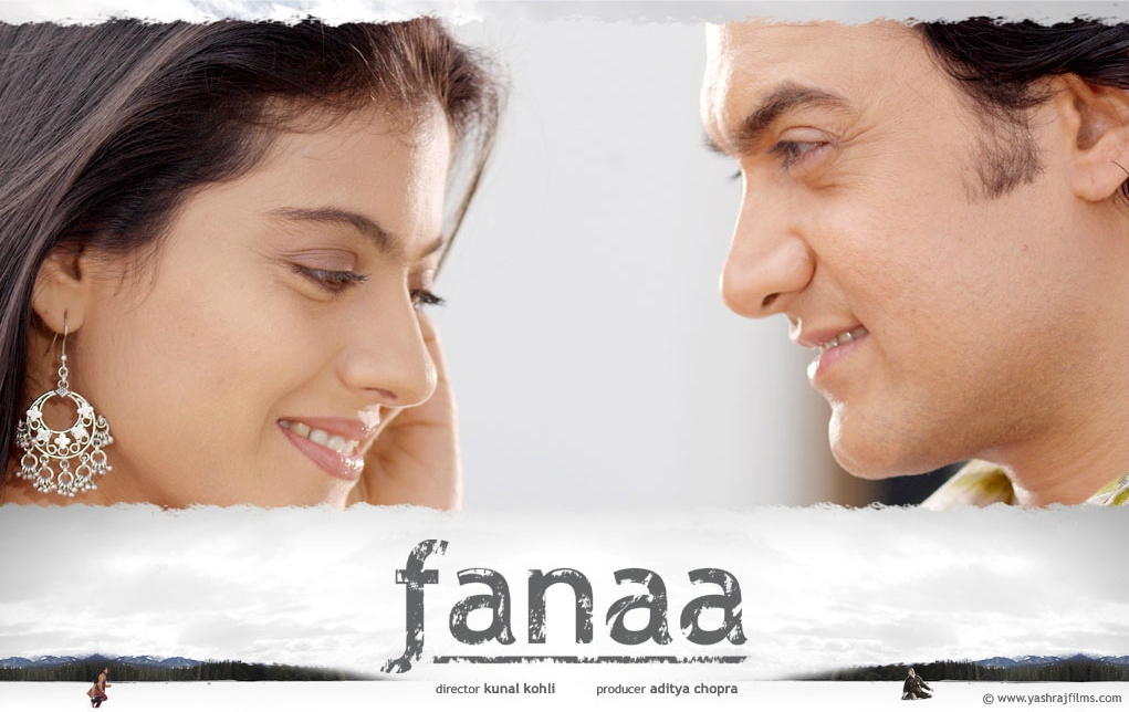 fanaa movie song hd